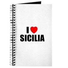 I Love Sicilia, Italia Journal