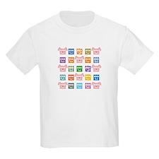Easter Bunny & Egg Triclopsies T-Shirt