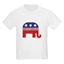 North Carolina Republican Elephant T-Shirt