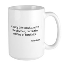 Helen Keller - Happy Life Mugs
