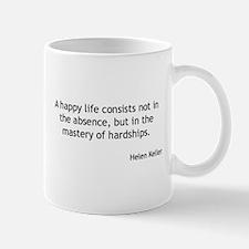Helen Keller - Happy Life Mugs