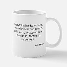 Helen Keller - Content Mugs