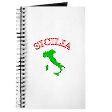 Sicilia, Italia Journal