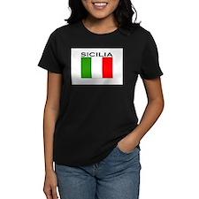 Sicilia, Italia Tee