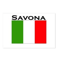 Savona, Italy Postcards (Package of 8)