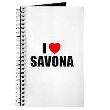 I Love Savona, Italy Journal