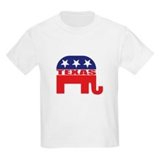 Texas Republican Elephant T-Shirt