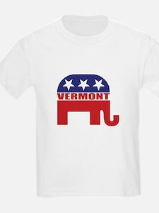Vermont Republican Elephant T-Shirt