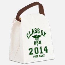 Class Of 2014 BSN Canvas Lunch Bag
