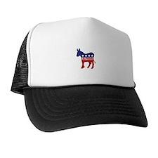 California Democrat Donkey Trucker Hat