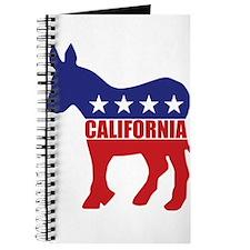 California Democrat Donkey Journal