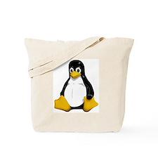 TUX Linux Tote Bag