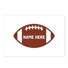 Customize a Football Postcards (Package of 8)