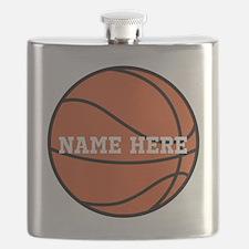 Customize a Basketball Flask
