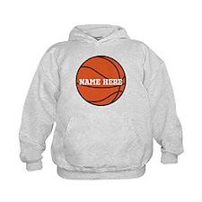 Customize a Basketball Hoodie