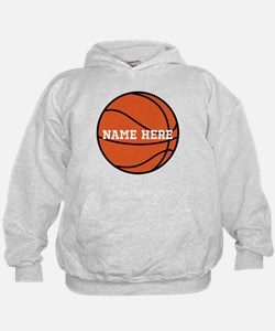 Customize a Basketball Hoodie