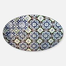 Mexican Talavera Tile design Decal