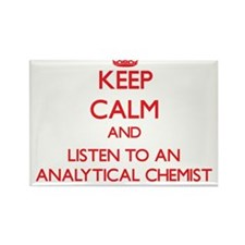 Keep Calm and Listen to an Analytical Chemist Magn