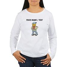Custom Hiker Boy Long Sleeve T-Shirt