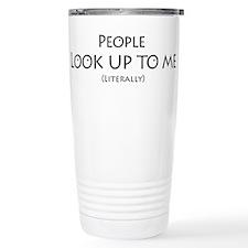 Cute Short people Travel Mug