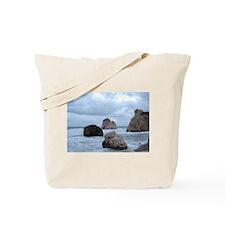 Aphrodite's Rocks Tote Bag
