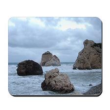 Aphrodite's Rocks Mousepad