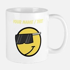 Custom Cool Smiley Face Mugs