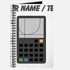 Custom Graphing Calculator Journal