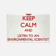 Keep Calm and Listen to an Environmental Scientist