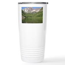 Maroon Bells, Aspen, Co Travel Mug