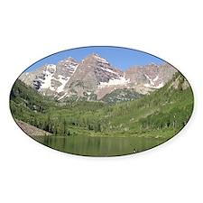 Maroon Bells, Aspen, Colorado Decal