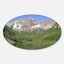 Maroon Bells, Aspen, Colorado Decal