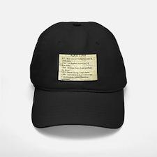 April 13th Baseball Hat