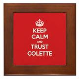 Colette Framed Tiles
