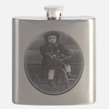 Tricycle Times Flask