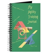 """Agility Collage(2)"" Journal (green)"
