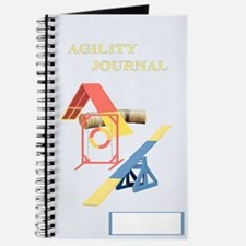 """Agility Collage(2)"" Journal (blue)"
