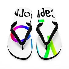 Capricorn Flip Flops