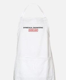 BIOMEDICAL ENGINEERING kicks  BBQ Apron