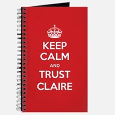 Trust Claire Journal