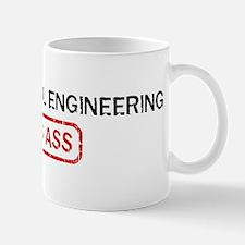 BIOMECHANICAL ENGINEERING kic Mug