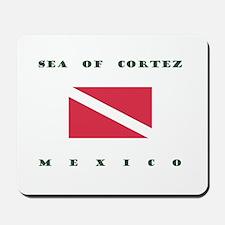 Sea Of Cortez Mexico Dive Mousepad