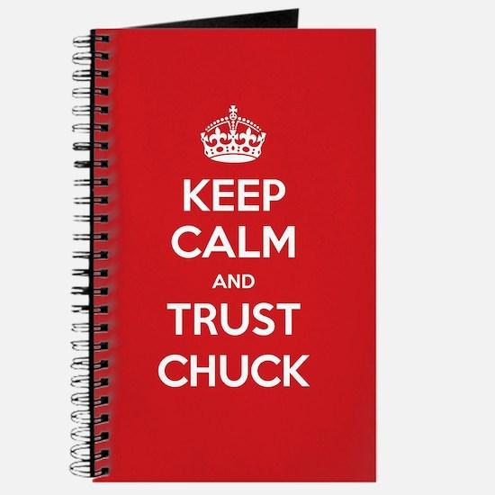 Trust Chuck Journal