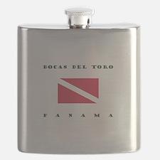 Bocas del Toro Panama Dive Flask