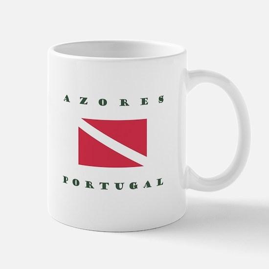 Azores Portugal Dive Mugs