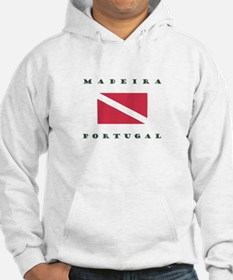 Madeira Portugal Dive Hoodie