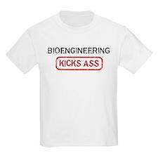 BIOENGINEERING kicks ass T-Shirt
