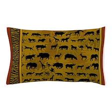 Wild Animals Pillow Case