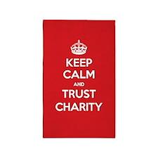 Trust Charity 3'x5' Area Rug