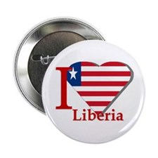 I love Liberia Button